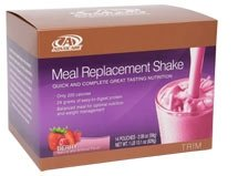 Advocare Substitut de repas saveur de Shake Berry -Box de 14 portions individuelles Pouches