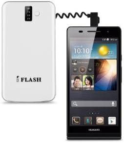 Amazon.com: iFlash Ultra Slim 3200mAh Portable Power Bank ...