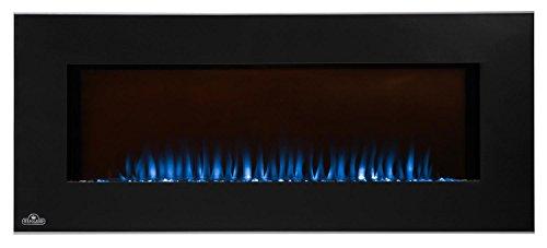 electric slimline fireplaces - 5