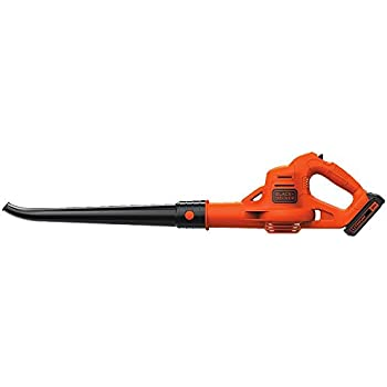 BLACK+DECKER LSW221 20V MAX Lithium Cordless Sweeper