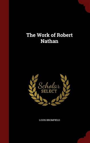 book cover of The Work of Robert Nathan