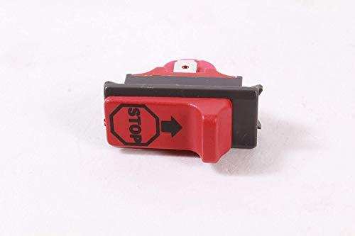 Husqvarna 537419001 Genuine Ignition Stop Switch for 128R 223L 323L 323R 326LX - Stop Husqvarna Switch