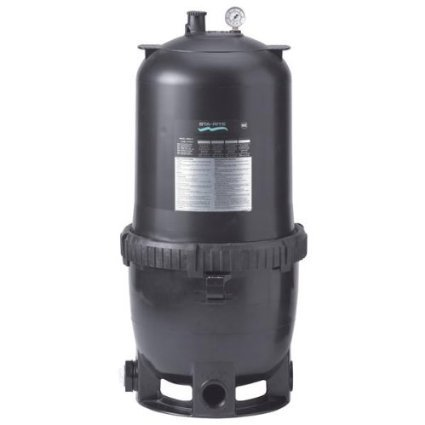 (Sta-Rite PLM300 System:2 Modular Media PLM Series Pool Filter, 300 Square Feet, 38-100 GPM)