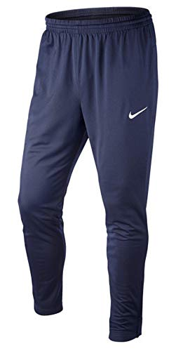 Dunkelbleu Kid's Pantaloni sportivi Libero Tech Nike bianchi pEBnqtn