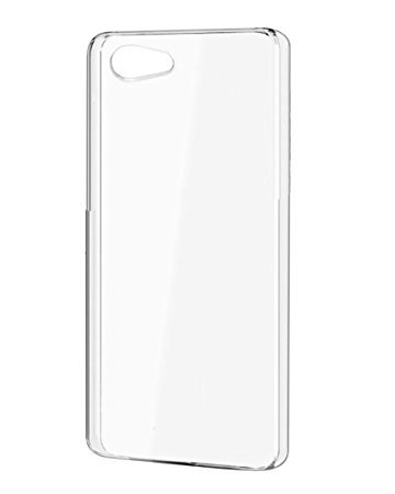 best cheap 993d6 34c4f Shop Buzz Transparent Back Cover For Vivo Y53 - TPU Silicon Back for Vivo  Y53