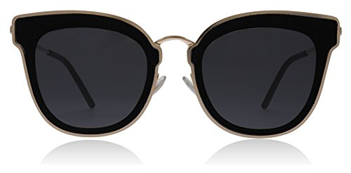 Jimmy Choo Nile/S RHL Gold / Black Nile/S Cats Eyes Sunglasses Lens Category - Sunglasses Choo Mens Jimmy