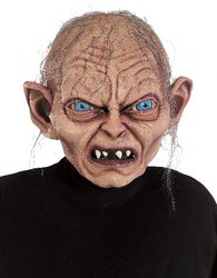 Gollum Hair (Gollum Mask Costume Accessory)
