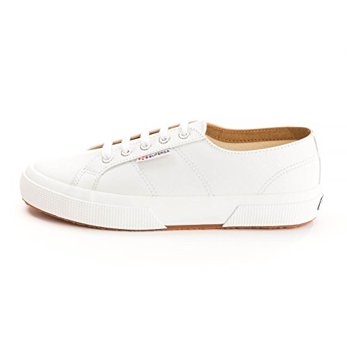 Superga Unisex-adult 2750 Nappaleau Sneaker Wit