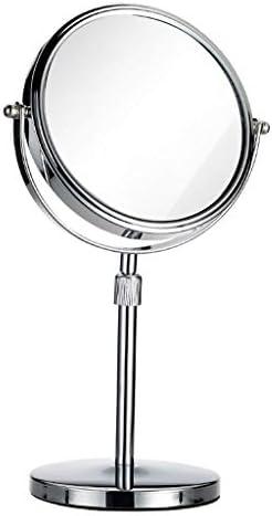 ZCXBHD 化粧鏡、化粧鏡1x 3x化粧鏡両面拡大鏡360°回転-スタイリッシュなシンプルさ (Size : 6 inch)