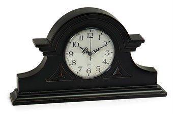 Lighting Business 2631 Black Mantel Clock