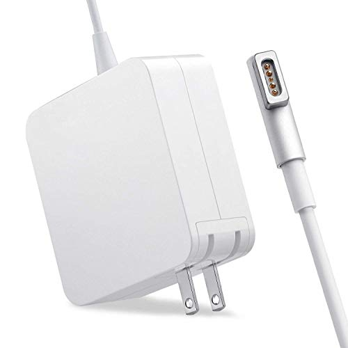 Mac Book Pro Charger, 60W Magsafe Power Adapter L-Tip Magnetic Connector Charger for Mac Book and 13-inch Mac Book Pro