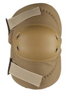 Alta Tactical AltaFLEX Elbow Pads, Coyote, Velcro - Elbow Gun