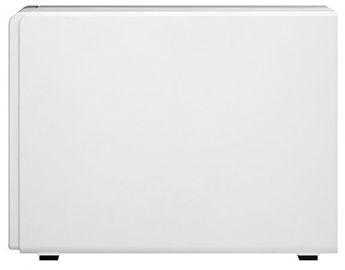 Qnap TS-131P-US Personal Cloud NAS with DLNA, mobile apps and Airplay support. ARM Cortex A15 1.7GHz Dual Core, 1GB RAM