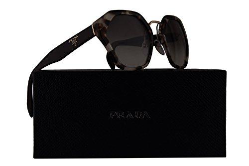 Prada PR04TS Sunglasses Spotted Brown w/Grey Gradient 55mm Lens UAO0A7 SPR04T PR 04TS SPR - Spr09q Prada
