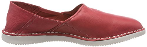 Women''s Flats Ballet Red Softinos red Tup452sof nOqYBWwp