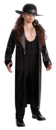 [WWE Undertaker Deluxe Child Costume (Small) by Halloween FX] (Wwe Undertaker Costume)