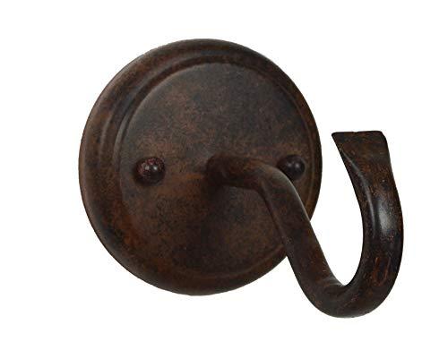 Lantern Wall Mount Hanger Hook kit (Rust Patina)