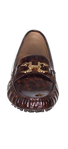 letto STU Donna Adela Sandali TEAK color cuoio marrone misura 7