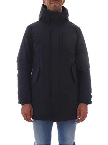 Classic Uomo Parka Woolrich Navy Wocps2705 wxTnggH8
