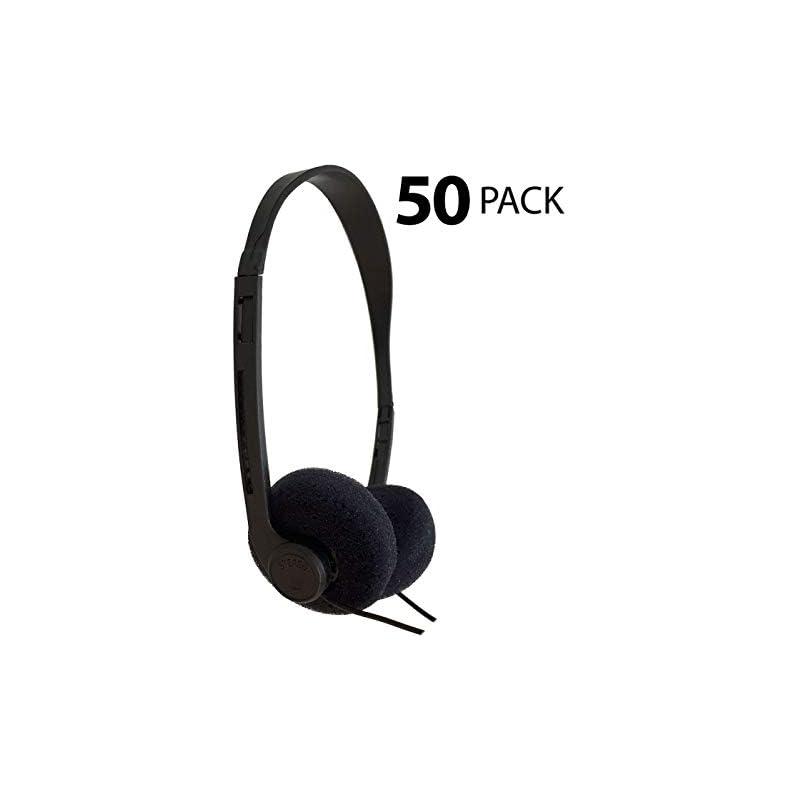 Encore ENC-06 Stereo Headphones Bulk Dis