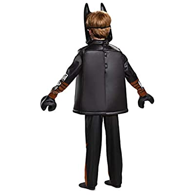 Disguise Batman LEGO Movie 2 Deluxe Boys' Costume: Toys & Games