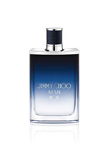 Jimmy Choo Man Blue Eau De Toilette Spray, 3.3 Ounce from JIMMY CHOO