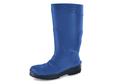 Bleu Unisexe Taille Crews Sentinel Chaussures Pu 11 Bottes Pour RUwA8qa