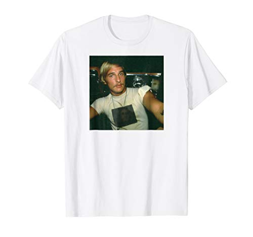 Dazed and Confused Wooderson Polaroid Photo Graphic T-Shirt