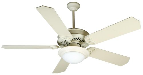 Craftmade K10787 Ceiling Fan Motor with Blades Included, 52