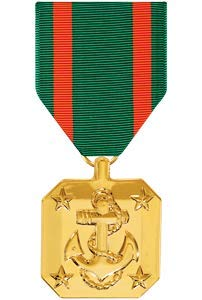 - Medals of America Navy/Marine Corps Achievement Medal Anodized