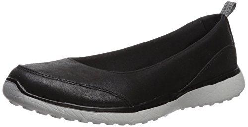 gris Lightness Shoes Noir 23336 Skechers Microburst qAxpXH