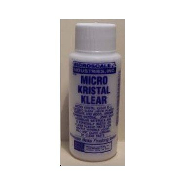 Microscale Industries MI9 Micro Kristal Klear 1 oz