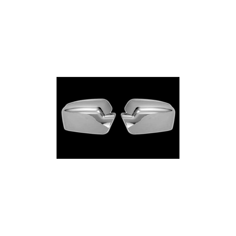 Ford Fusion 2006 10 SES Chrome Mirror Covers