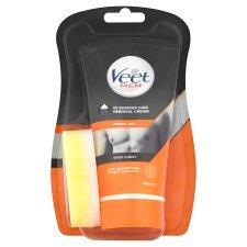 PACK OF 5 - Veet Men In Shower Hair Removal Cream 150ML