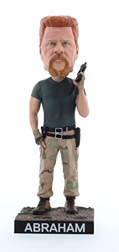 Royal Bobbles The Walking Dead Abraham Ford Bobblehead - Limited Edition 500 Numbered -