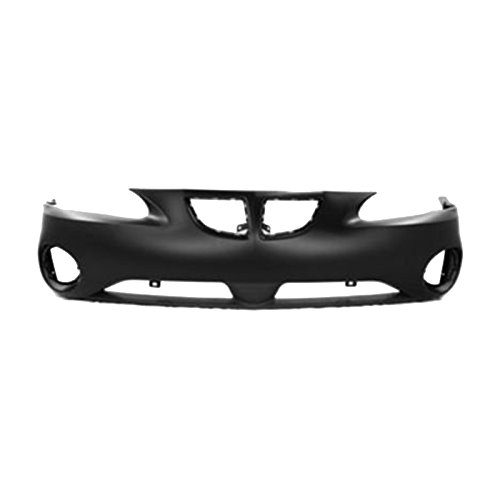 Prix Cover Grand Front Bumper - MBI AUTO - Painted to Match, Front Bumper Cover w/Lower Valance for 2004-2008 Pontiac Grand Prix, GM1000698