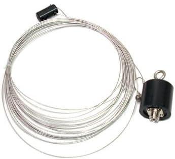 Bidatong – kW Recepción Antena unun 1: 9 10 m 7 – 50 MHz
