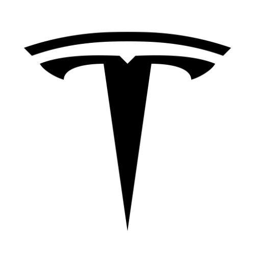 Tesla Motors Sticker Three Sizes Great for Any car Window Bumper Laptop Glass Computer Tesla Logo Sticker Buy - Edwin Group of Companies. (Height 4)