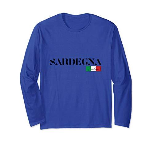SARDEGNA SARDINIA ITALY HOLIDAY ISLAND Long Sleeve T-Shirt