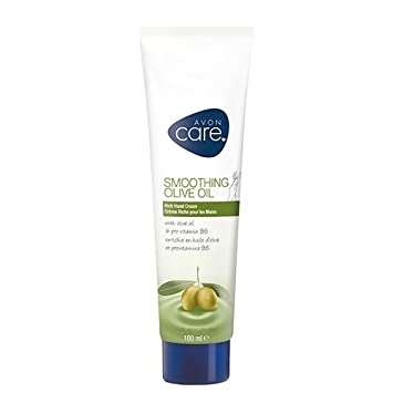 suavizado de aceite de oliva crema de manos 100 ml) con Pro vitamina B5 Avon: Amazon.es: Belleza