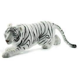 (Hansa True-to-Life White Prowling Tiger)