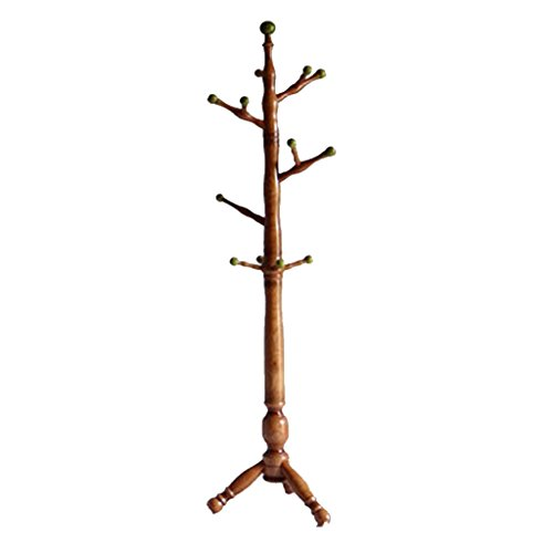 Amazon.com: Perchero Árbol de Navidad madera creativo ...