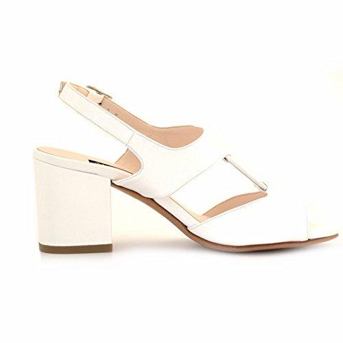 ALBANO - Zapatos de vestir para mujer blanco Bianco