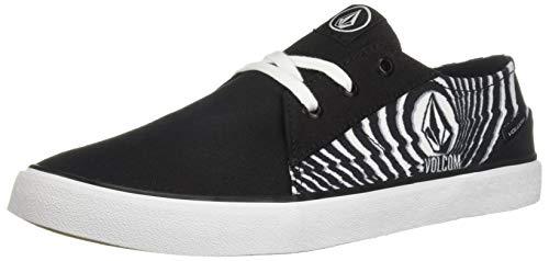 Volcom Men's Lo Fi Fashion Sneaker Skate Shoe