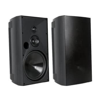 8 outdoor speakers