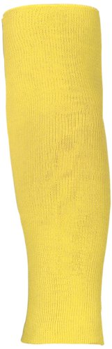 (MCR Safety 9371E Kevlar Economy Weight 36 Gauge Sleeve, Yellow, 10-Inch)