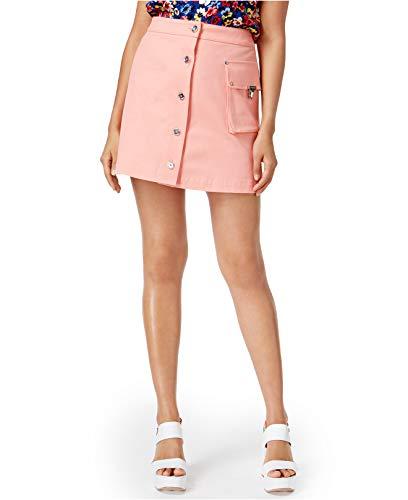 Love Moschino Women's Cargo Skirt (Pink, 42)