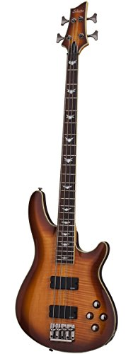 Schecter Electric Bass Guitar - Omen Extreme 4-string Vintage (Esp Electric Bass Guitars)