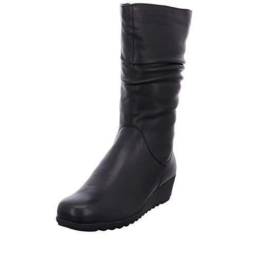 Nappa Gefüttert Stiefel Black 9 Black Caprice 29 022 26455 HqtUxHpA6
