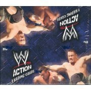 2007 Topps WWE Action Wrestling Hobby Box by Sports Memorabilia LLC by Topps